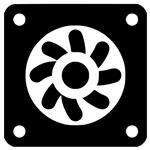 Randomly Selected 140mm Case Fan
