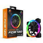 Cougar Vortex FCB 120 RGB  LED 120mm Fan