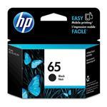 HP65 Ink Cartridge - Black (N9K02AA)