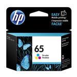 HP65 Ink Cartridge - Tri-Colour (N9K01AA)