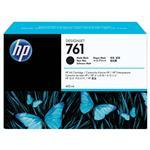 HP761 400ML DesignJet Ink Cartridge - Matte Black (CM991A)