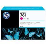 HP761 400ML DesignJet Ink Cartridge - Magenta (CM993A)