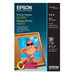 """Epson 5"""" x 7"""" Glossy Photo Paper 20 Sheets"""
