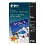 Epson A3 Matte Heavy Weight Presentation Paper 50 Sheets