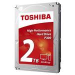 "Toshiba P300 HDWD120UZSVA 2TB 3.5"" 7200RPM SATA Desktop Hard Drive"