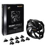 be quiet! Silent Wings 3 140mm Case Fan