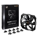 be quiet! Silent Wings 3 140mm Case Fan - High-Speed Edition