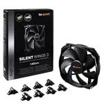 be quiet! Silent Wings 3 140mm PWM Case Fan