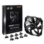 be quiet! Silent Wings 3 140mm PWM Case Fan - High-Speed Edition