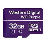 WD Purple 32GB microSDHC Class 10 U1 Memory Card