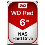"WD WD60EFAX 6TB Red 3.5"" IntelliPower SATA NAS Hard Drive"