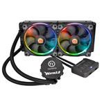 Open Box - Thermaltake Water 3.0 Riing RGB 240 Liquid CPU Cooler