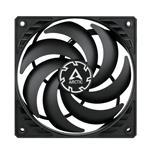 Arctic P12 Slim 120mm PWM PST Fan - Black