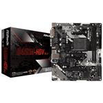 ASRock B450M-HDV R4.0 AM4 Micro-ATX Motherboard