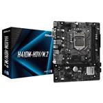 ASRock H410M HDV/M.2 LGA 1200 Micro-ATX Motherboard