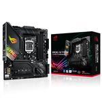 ASUS ROG STRIX Z490-G GAMING WI-FI Intel LGA 1200 Micro-ATX Motherboard