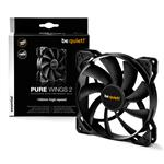 be quiet! Pure Wings 2 140mm PWM Case Fan - High-Speed Edition
