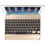 "Brydge 9.7 Bluetooth Keyboard Gold - 9.7"" iPad Air"