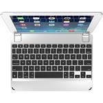 """Brydge 9.7 Bluetooth Keyboard Silver - 9.7"""" iPad Air"""