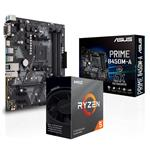 Bundle Deal: AMD Ryzen 5 3600 CPU + ASUS PRIME B450M-A M-ATX Motherboard