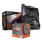 Bundle Deal: AMD Ryzen 9 3900X + Gigabyte B550 AORUS MASTER AM4 ATX Motherboard