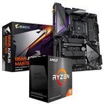 Bundle Deal: AMD Ryzen 9 5900X + Gigabyte B550 AORUS MASTER ATX Motherboard
