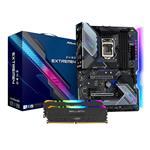 Bundle Deal: ASRock Z490 Extreme4 MB + Crucial RGB 16GB 3000MHz RAM