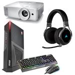Home Theatre Gaming Pack : MSI Trident 3 + Optoma Gaming Projector