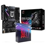 Bundle Deal: Intel Core i7 9700K CPU + ASUS ROG Strix H370-F GAMING Motherboard