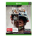 Call of Duty Black Ops Cold War - Xbox Series X