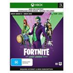 Fortnite The Last Laugh Bundle - Xbox Series X