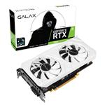 GALAX GeForce RTX 2060 EX 1-Click OC 6GB Video Card - White