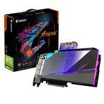 Gigabyte AORUS GeForce RTX 3080 XTREME WATERFORCE WB 10GB Video Card Rev 2.0 LHR