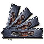 G.Skill Flare X 32GB (4x 8GB) DDR4 3200MHz Memory