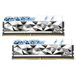 G.Skill Trident Z Royal Elite RGB 16GB (2x 8GB) DDR4 3600MHz Memory - Silver