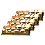 G.Skill Trident Z Royal Elite RGB 64GB (4x 16GB) DDR4 3600MHz Memory - Gold