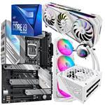 Gundam Bundle: Intel Core i9 10900K, Z590-A GAMING WIFI, RTX 3080 ROG, LC360 RGB