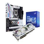 Gundam Bundle: Intel Core i9 10850K, ASUS Z590 WIFI, ROG RTX 3080