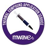 Mwave Thermal Compound Application Service