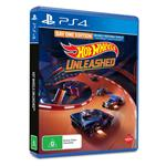 Hot Wheels Unleashed Day 1 Edition - PS4