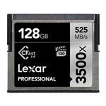 Lexar Professional 3500x 128GB CFast 2.0 VPG-130 Memory Card