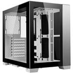 Lian Li PC-O11 Dynamic Tempered Glass Mini Tower Case - White