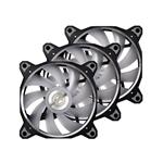 Lian-Li Bora Digital ARGB 120mm Case Fan - 3 Pack with Controller - Black