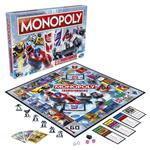 Monopoly Transformers Board Game