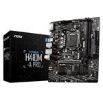 MSI H410M-A PRO LGA 1200 Micro-ATX Motherboard