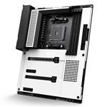 NZXT N7 B550 Gaming Wi-Fi AMD AM4 ATX Motherboard - Matte White