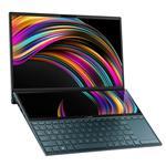 """Open Box - ASUS ZenBook Duo UX481FL 14"""" Laptop i7-10510U 16GB 1TB MX250 W10P"""