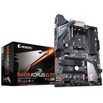 Open Box - Gigabyte B450 AORUS Elite AM4 ATX Motherboard