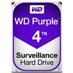 "Open Box - WD WD40PURZ 4TB Purple 3.5"" SATA3 Surveillance Hard Drive"