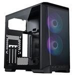 Phanteks P200A Tempered Glass DRGB Mini-ITX Case